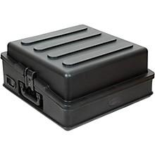 Open BoxSKB 10U Slant Mixer Case with Hardshell Top
