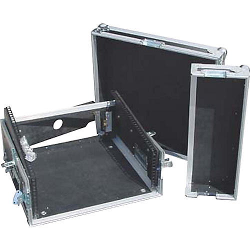 Eurolite 10x2 Mixer/Amp Combo Rack Case 10X2 U