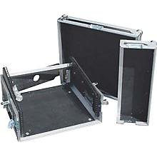 Open BoxEurolite 10x4 Mixer/Amp Combo Rack Case