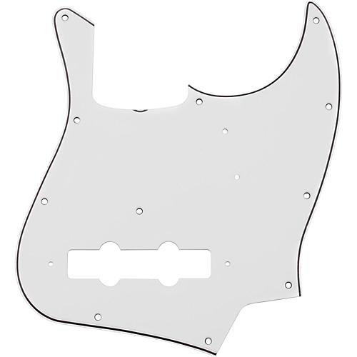 Fender 11-Hole '64 Jazz Bass Pickguard, 3-Ply, Eggshell