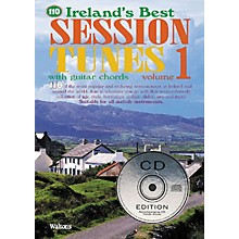 Waltons 110 Ireland's Best Session Tunes - Volume 1 Waltons Irish Music Books Series Softcover with CD