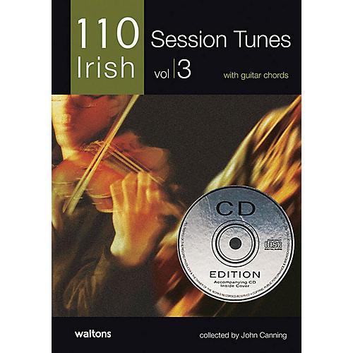 Waltons 110 Ireland's Best Session Tunes - Volume 3 (with Guitar Chords) Waltons Irish Music Books Series-thumbnail