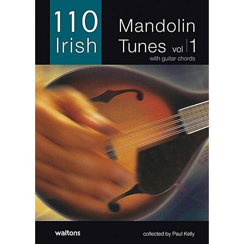 Waltons 110 Irish Mandolin Tunes (with Guitar Chords) Waltons Irish Music Books Series-thumbnail