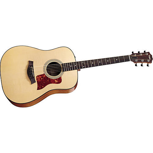 Taylor 110e-L Sapele/Spruce Dreadnought Left-Handed Acoustic-Electric Guitar