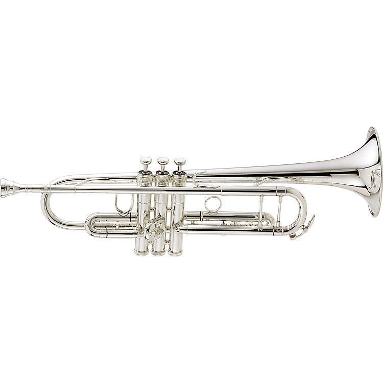 King 1117 Ultimate Series Marching Bb Trumpet 1117SP Silver