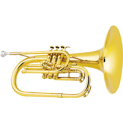 King 1121 Ultimate Series Marching F Mellophone-thumbnail