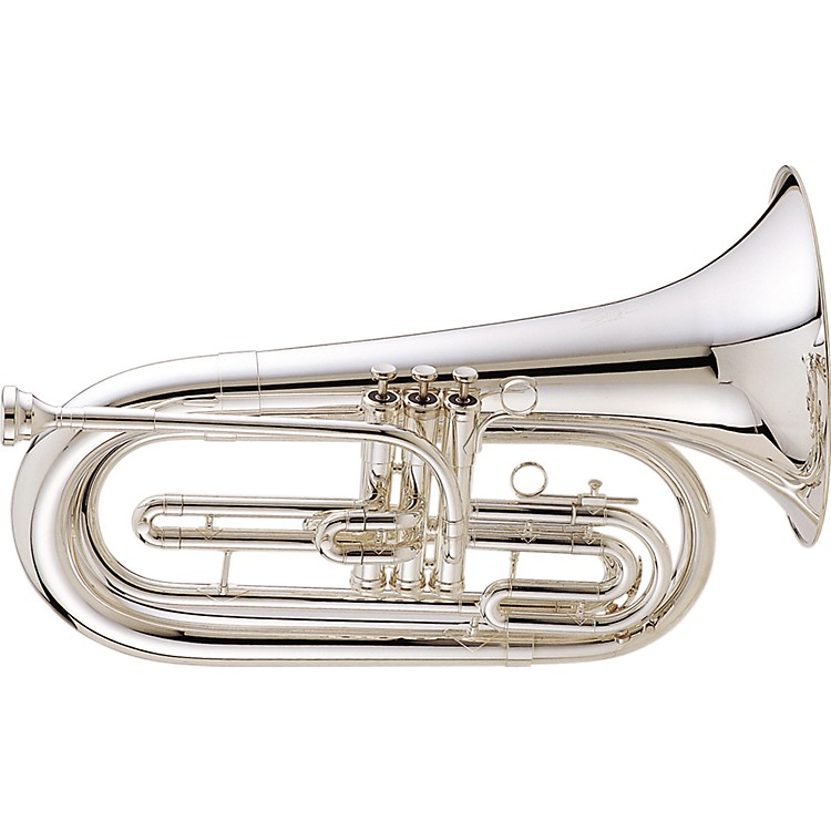 King1127 Ultimate Series Marching Bb Baritone1127SP Silver