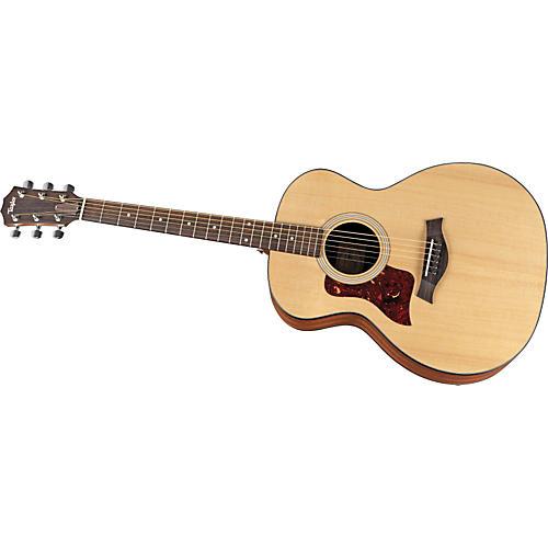 Taylor 114 Grand Auditorium Left-Handed Acoustic Guitar