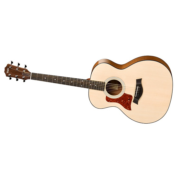 Taylor 114-L Sapele/Spruce Grand Auditorium Left-Handed Acoustic Guitar