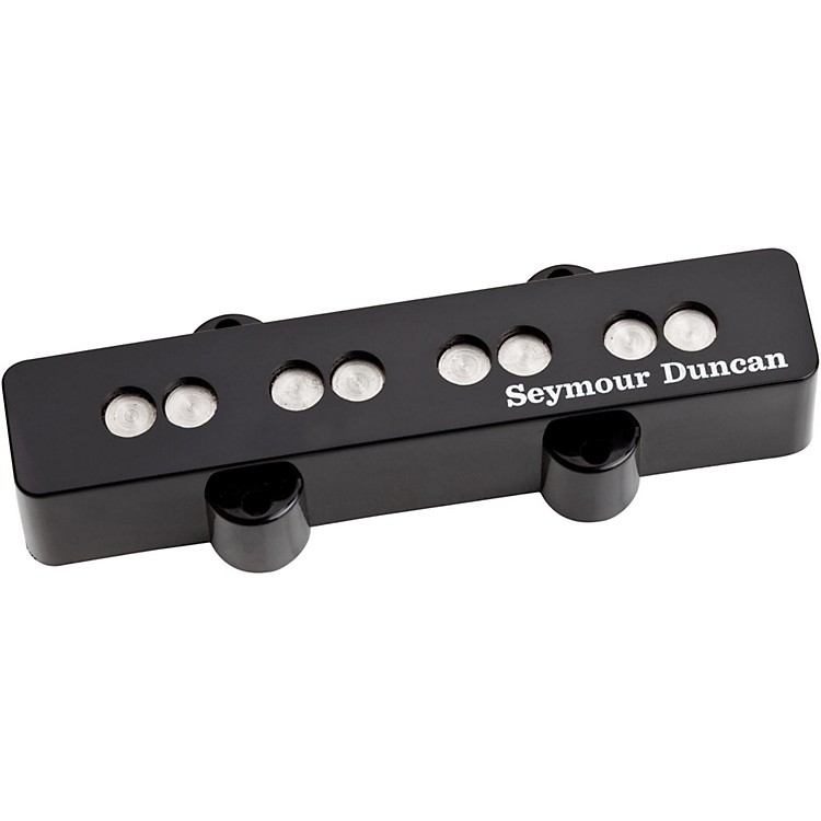 Seymour Duncan 1140204 SJB3B Quarter Pound J Bass Pick Up Black