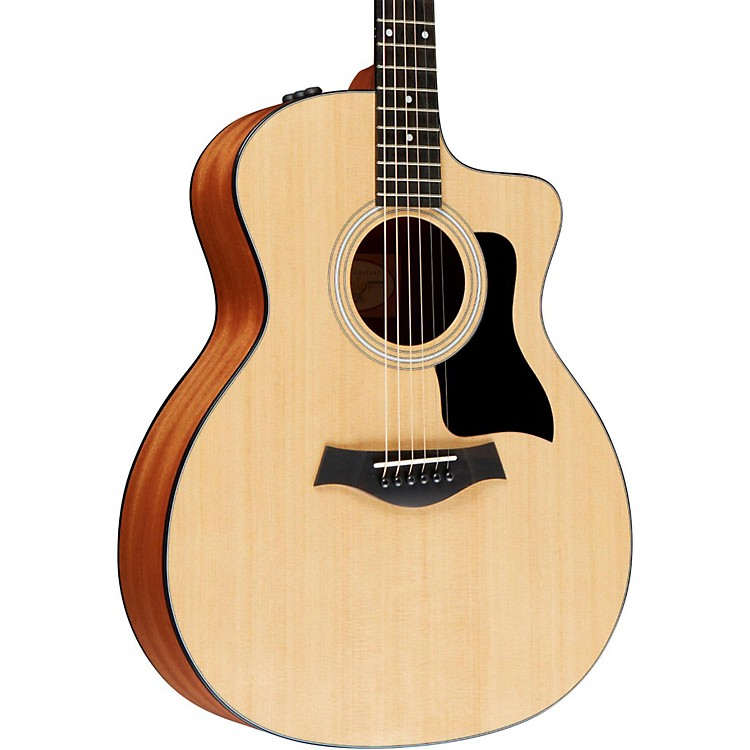 Taylor 114ce Grand Auditorium Acoustic-Electric Guitar Natural