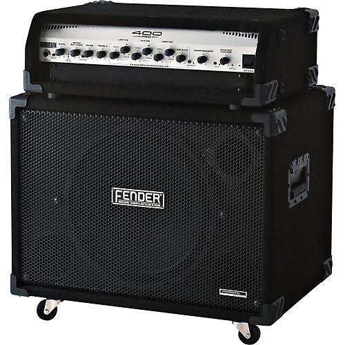 Fender 115 PRO 1x15 Bass Cabinet