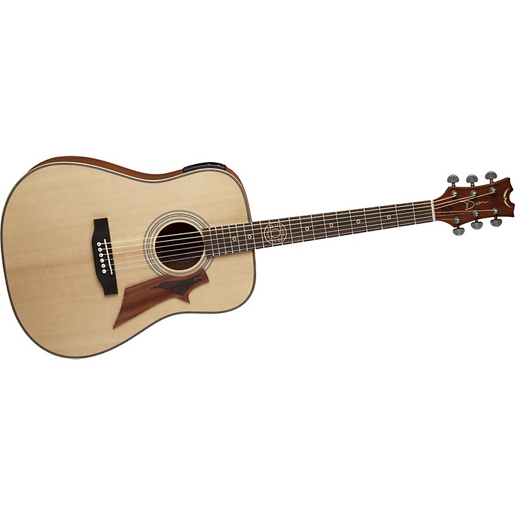 Dean 12 Gauge Solid Top Acoustic-Electric Guitar w/Aphex