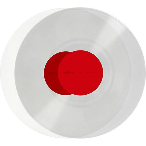 SERATO 12 Inch Control Vinyl - Japan Clear + Slipmats (Pair)