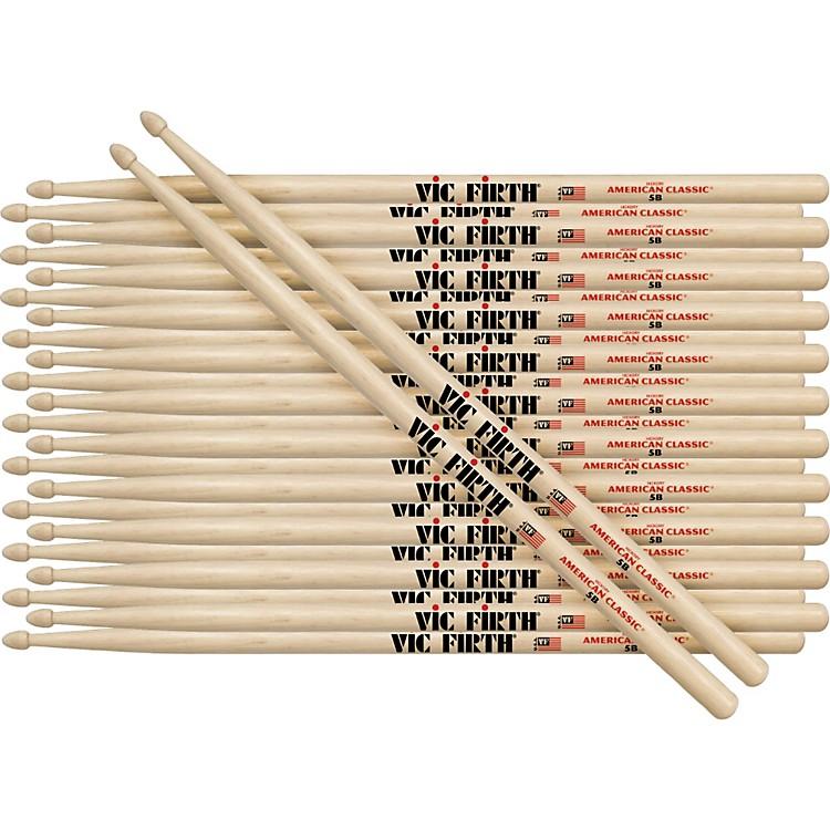Vic Firth12-Pair American Classic Hickory DrumsticksNylon2B