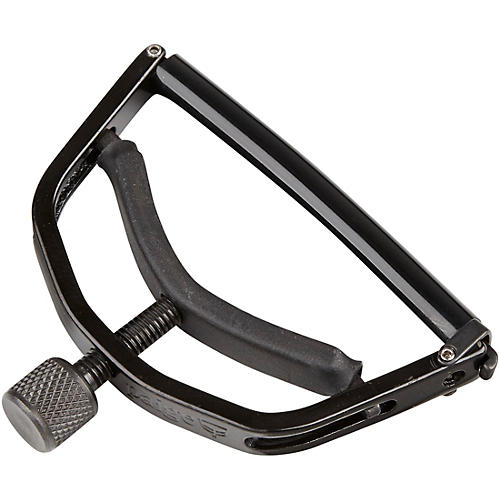 Paige 12-String Guitar Capo Black