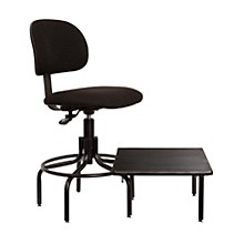 Humes & Berg 120A Directors Chair with Podium
