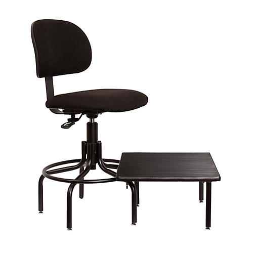 Humes & Berg 120A Directors Chair with Podium-thumbnail