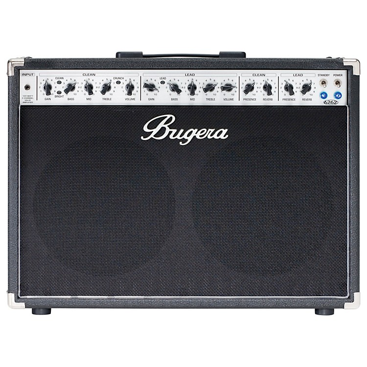 Bugera120W 2 Channel Valve Guitar Combo