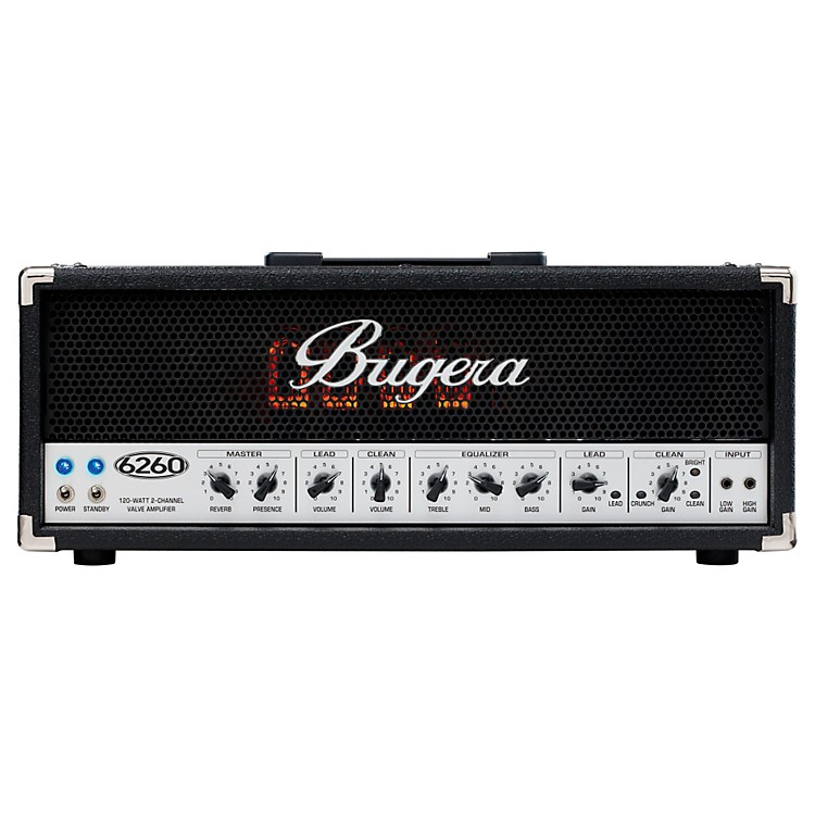 Bugera 120W 2 Channel Valve Guitar Head