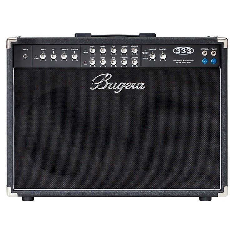 Bugera120W 3 Channel Valve Guitar Combo