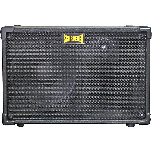Schroeder 1212 Light Bass Cabinet 4 Ohm
