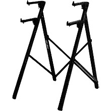 """Open BoxStandtastic 122 KSB 48"""" Double-Tier Keyboard Stand with Deluxe Bag"""