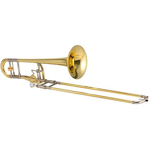 XO 1236 Professional Series F-Attachment Trombone with Thru-Flo Valve-thumbnail