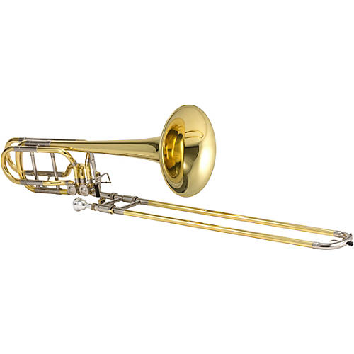 XO 1240 Professional Series Bass Trombone 1240L Yellow Brass Bell