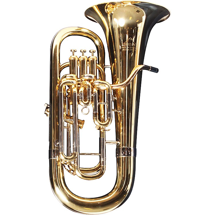 Miraphone 1258A Series Compensating Euphonium 1258AS Silver