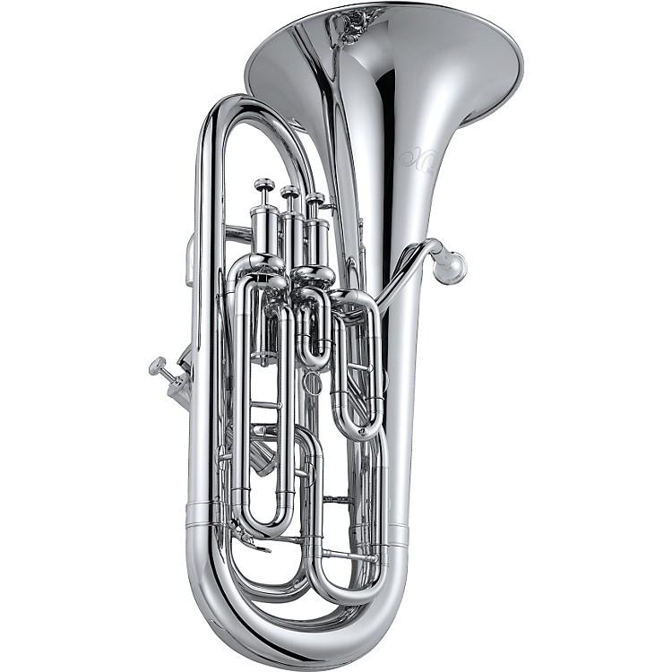 Jupiter1270 Professional Series Compensating Euphonium1270S Silver
