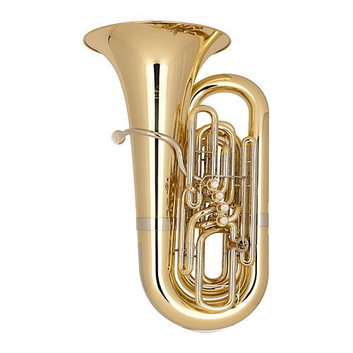 Miraphone 1291 Series 4/4 BBb Tuba 1291-5V 5 Valve Lacquer