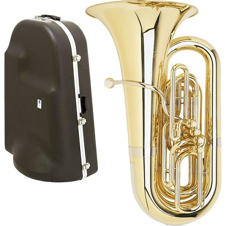 Miraphone1291 Series 4-Valve BBb Tuba with Hard Case