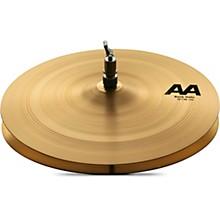 """Sabian 14"""" AA Rock Hi-Hat Cymbals"""