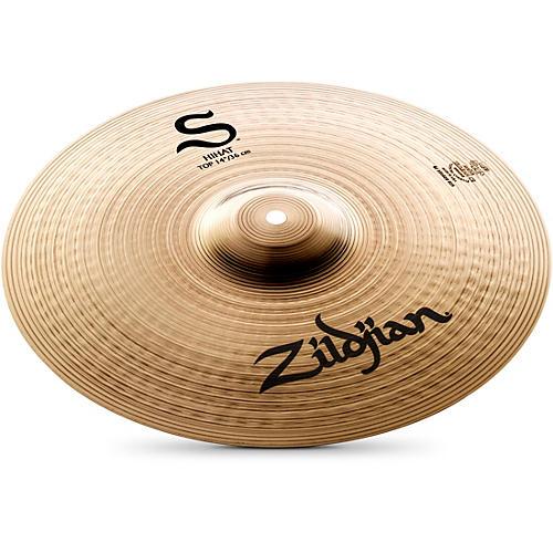 Zildjian 14 in. S Family Hi-Hat Top