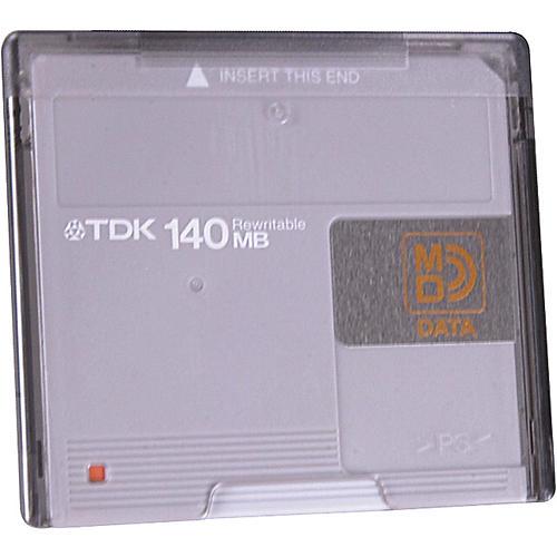TDK 140MB Data MiniDisc-thumbnail