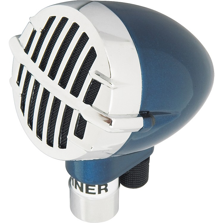 Hohner 1490 Blues Blaster Harmonica Microphone