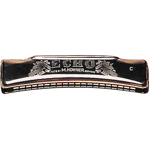 Hohner 1495/40 Echo Harmonica Key of C