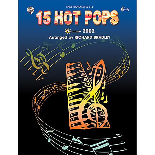 Alfred 15 Hot Pops Summer 2002