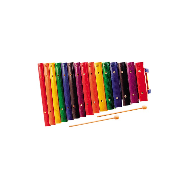First Note15 Note Wood Xylophone