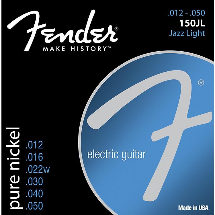 Fender150JL Original Pure Nickel Electric Strings Heavy