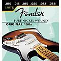 Fender 150TR Original Pure Nickel Light Ball End Electric Guitar Strings  Thumbnail