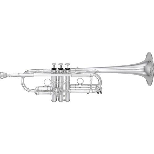 Kanstul 1510-A Series C Trumpet 1510A-2 Silver