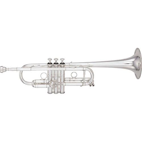 Kanstul 1510 Series C Trumpet 1510-2 Silver