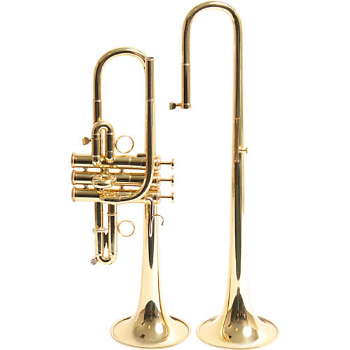 Kanstul 1523 Series Eb / D Trumpet 1523-1 Lacquer
