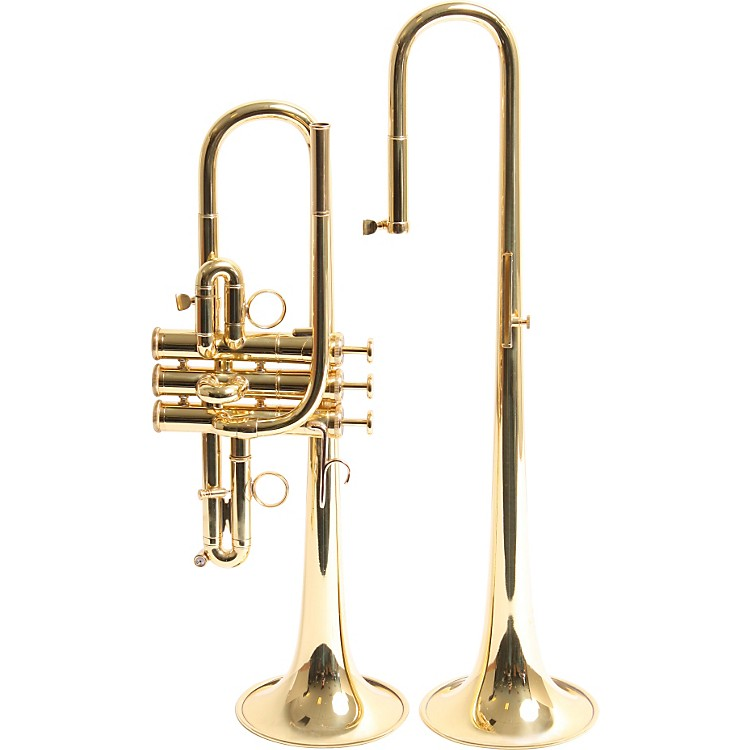 Kanstul1523 Series Eb / D Trumpet1523-1 Lacquer