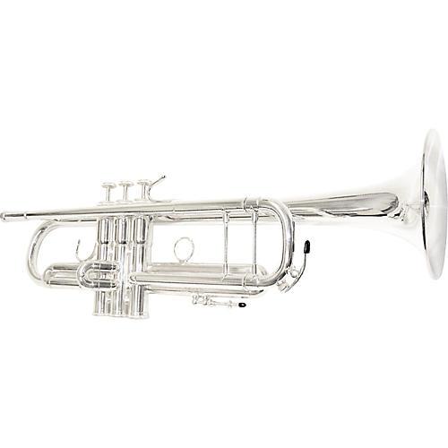 Kanstul 1537 Series Bb Trumpet 1537-2 Silver