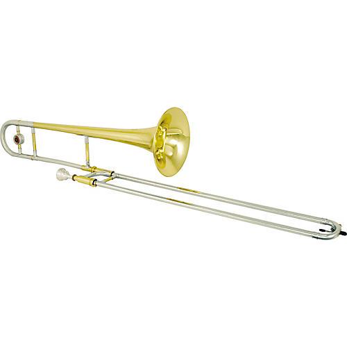 Kanstul 1555 Series Trombone 1555-2 Silver