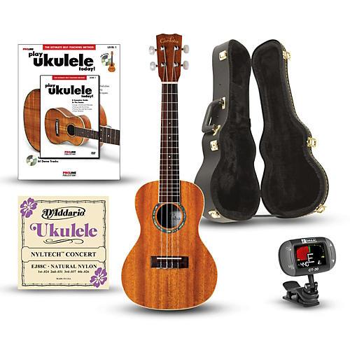 Cordoba 15CM Concert Ukulele Deluxe Bundle-thumbnail