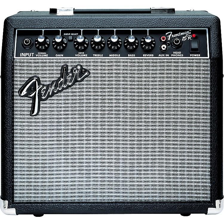 Fender15R Frontman Series II Guitar Combo Amp